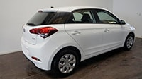 Car rental Hyundai i20 MT in Prague