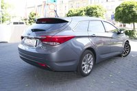 Car rental Hyundai i40 Combi in Prague