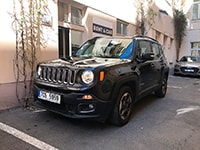 Аренда Jeep Renegade