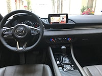 Car rental Mazda 6 Combi in Prague