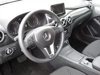 Car rental Mercedes B-class in Prague