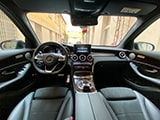Car rental Mercedes GLC in Prague