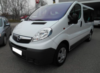 Car rental Opel Vivaro in Prague