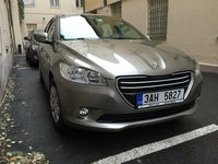 Car rental Peugeot 301 in Prague