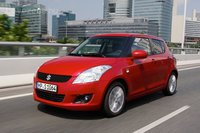 Car rental Suzuki Swift in Prague