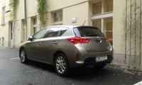 Car rental Toyota Auris in Prague