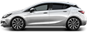 Car rental Opel Astra MT in Prague