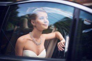 Свадебный кортеж и сопровождение в Праге
