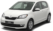 Rental car Skoda Citigo