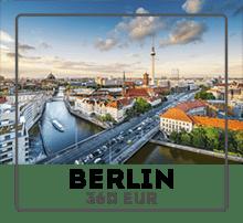 Car rental from Prague to Berlin
