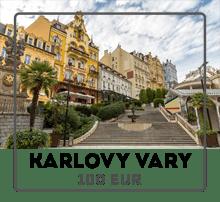 Сar rental from Prague to Karlovy Vary