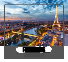 Car rental from Prague to Paris
