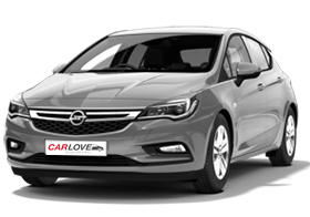 Car rental Opel Astra Mt