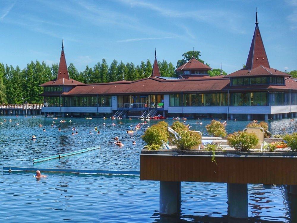 Термальные курорты Венгрии из Праги