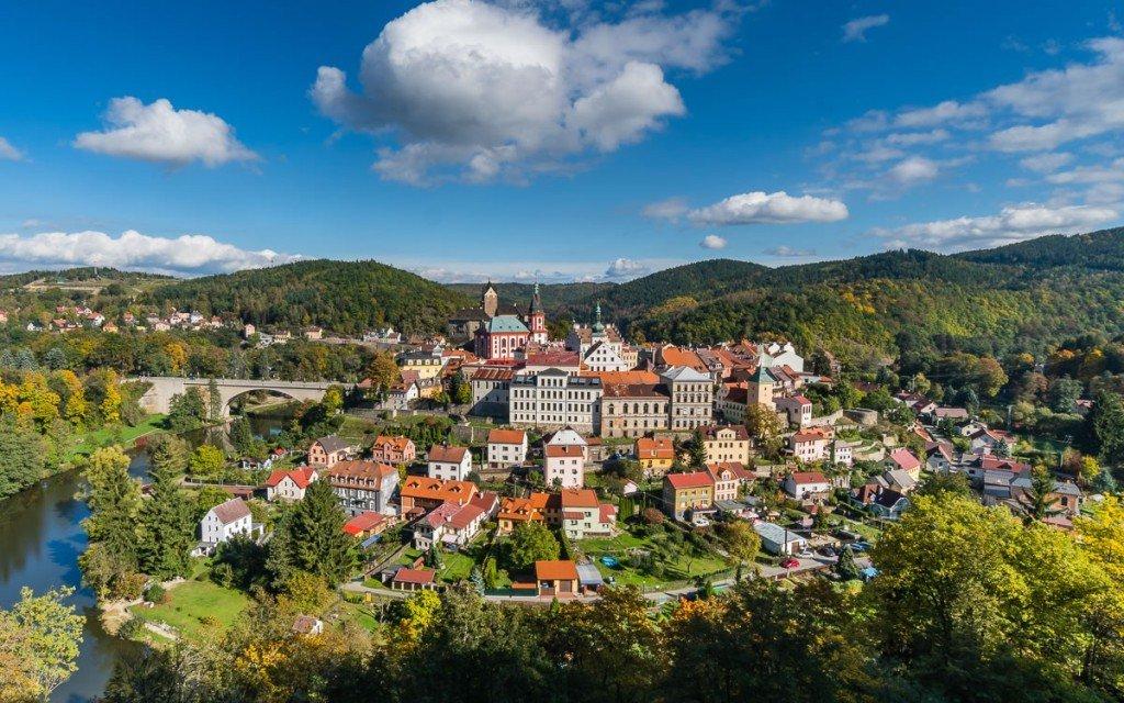 замок Локе из Праги