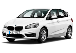 Car Rental BMW 218i
