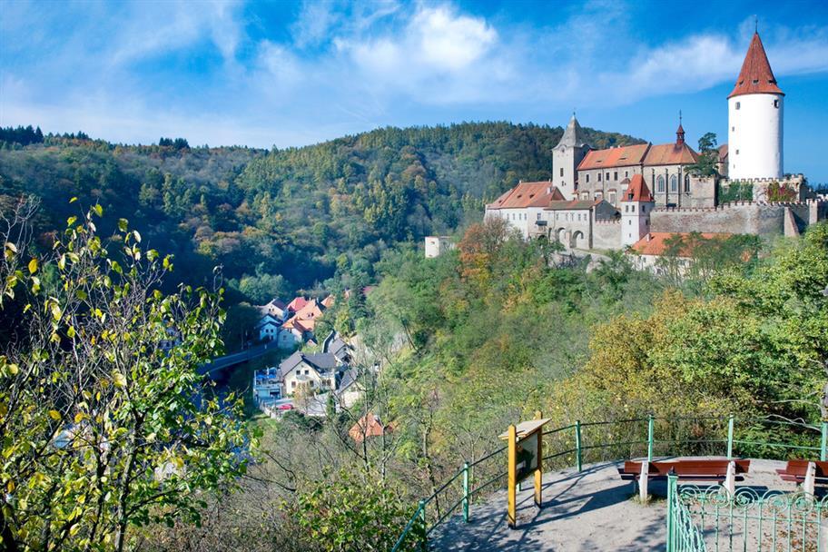 Křivoklát из Праги