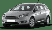 rental car ford focus combi