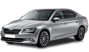 car rental in prague Skoda Superb Laurin & Klement 4x4