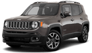 Аренда Jeep Renegade в Праге
