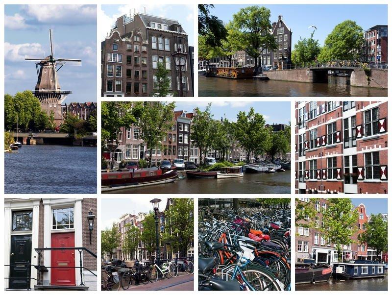 Поездка на авто из Праги в Амстердам