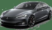 Rental Tesla auto in Prague
