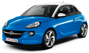 Rental car Opel Adam AT