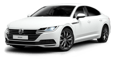 Rental car arteon vw Prague