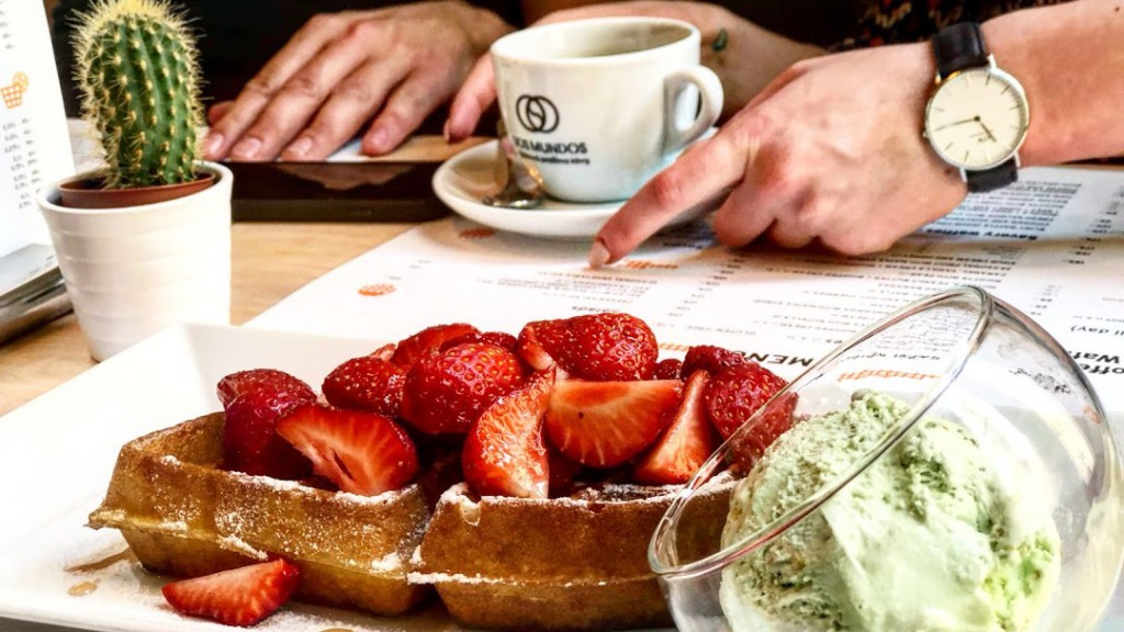 Завтра в Праге Coffee Waffles
