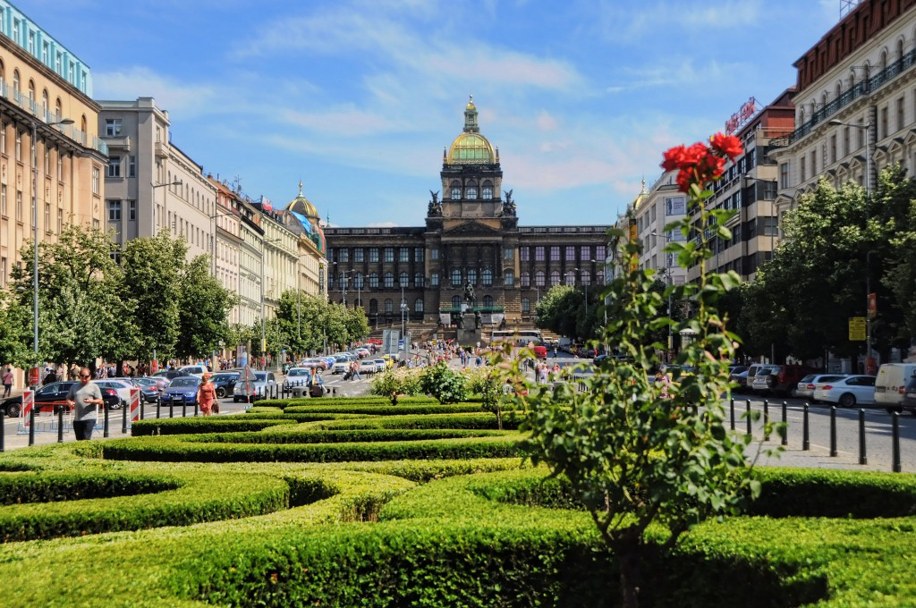 Places tourist can stay in Prague