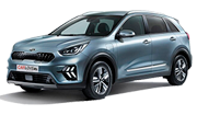 car kia niro rental in prague