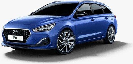 Rental Hyundai i30 kombi