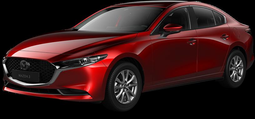 Mazda 6 sedan car rental